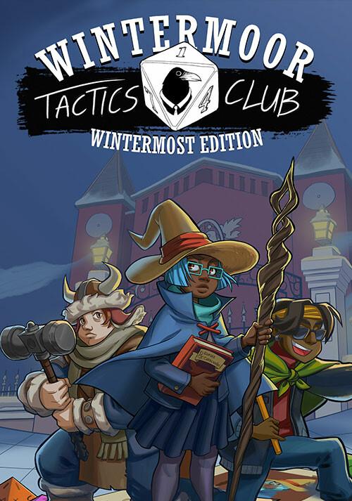 Wintermoor Tactics Club: Wintermost Edition - Cover / Packshot