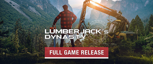 Enter the logging business with Lumberjack's Dynasty - Out Now in Early Access!
