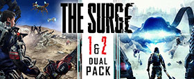 The Surge 1 & 2 Dual Pack (GOG)