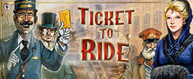 Ticket to Ride - Les Aventuriers du Rail