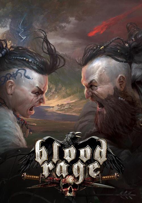 Blood Rage: Digital Edition - Cover / Packshot