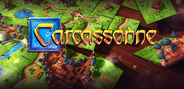 Carcassonne  - Tiles & Tactics - Cover / Packshot