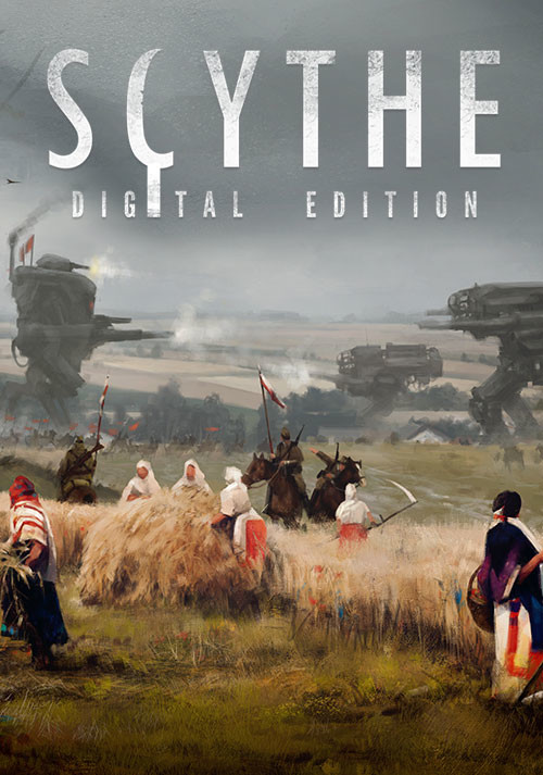 Scythe: Digital Edition - Cover / Packshot