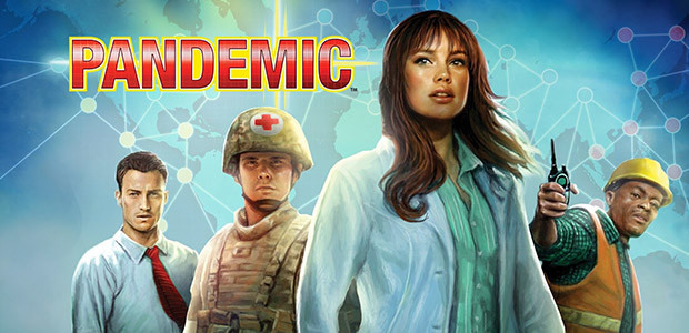 Pandemic: The Board Game - Cover / Packshot