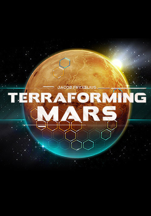 Terraforming Mars - Cover / Packshot