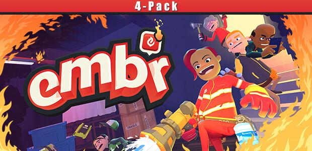 Embr 4-Pack - Cover / Packshot