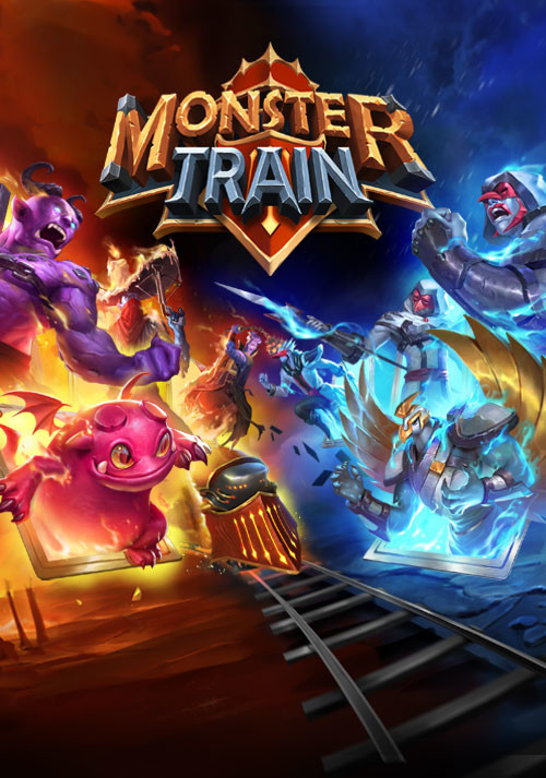 Monster Train - Cover / Packshot