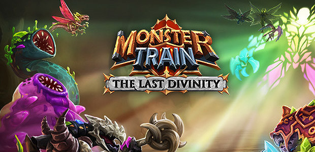 Monster Train: The Last Divinity - Cover / Packshot