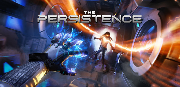 The Persistence - Cover / Packshot