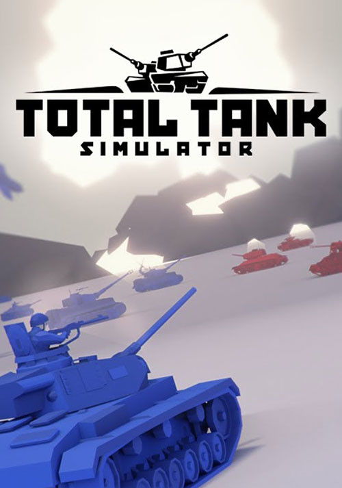 Total Tank Simulator - Cover / Packshot