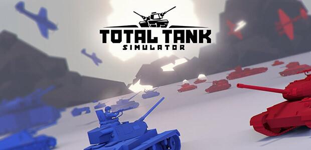 Total Tank Simulator - Cover / Packshot