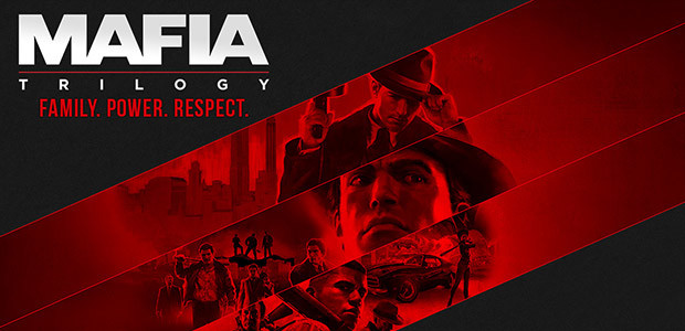 Mafia: Trilogy - Cover / Packshot