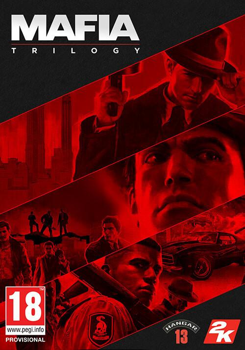 Mafia: Trilogy - Cover / Packshot