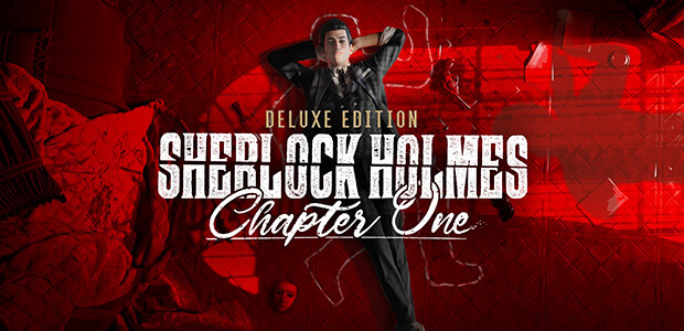 Sherlock Holmes Chapter One - Deluxe Edition - Cover / Packshot