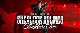 Sherlock Holmes Chapter One - Deluxe Edition