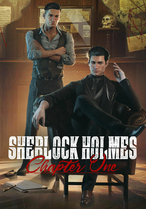 Sherlock Holmes Chapter One (GOG) - Cover / Packshot