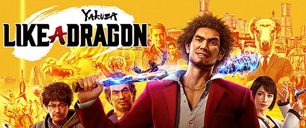 Yakuza: Like a Dragon - La quête commence (trailer)