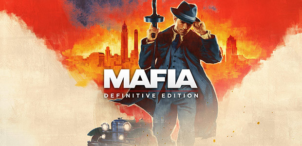 Mafia: Definitive Edition - Cover / Packshot
