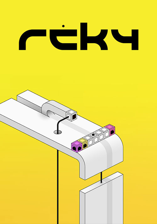Reky - Cover / Packshot