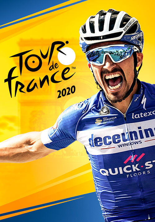Tour de France 2020 - Cover / Packshot