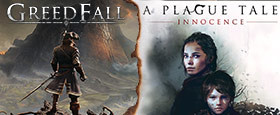 GreedFall & A Plague Tale: Innocence Bundle