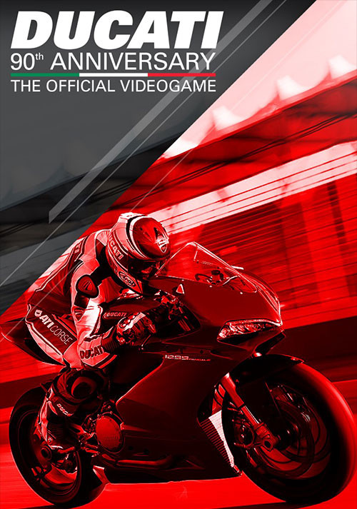 DUCATI - 90th Anniversary - Cover / Packshot