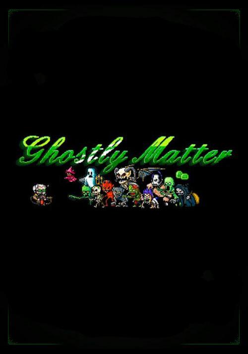 Ghostly Matter - Cover / Packshot