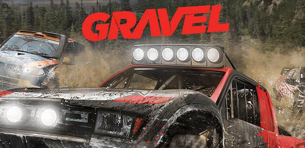 Gravel - Cover / Packshot