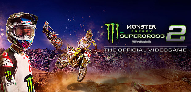 Monster Energy Supercross - The Official Videogame 2