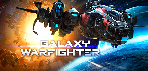 Galaxy Warfighter - Cover / Packshot