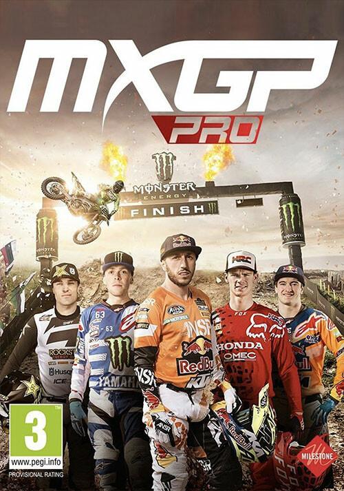 MXGP PRO - Cover / Packshot