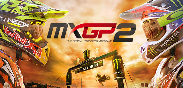 MXGP2 - The Official Motocross Videogame - Cover / Packshot
