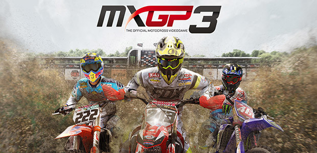 MXGP3 - The Official Motocross Videogame - Cover / Packshot