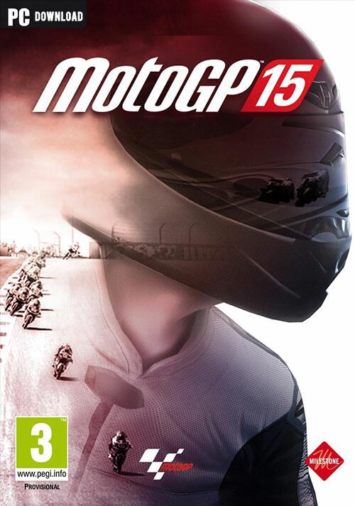 MotoGP™15 - Cover / Packshot