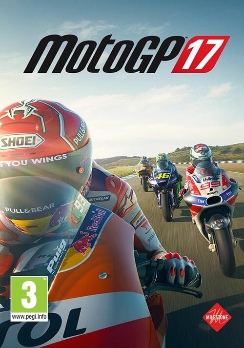 MotoGP™17 - Cover / Packshot