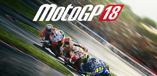 MotoGP™18 - Cover / Packshot