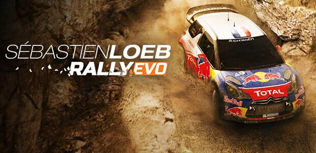 Sébastien Loeb Rally EVO - Cover / Packshot