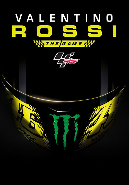 Valentino Rossi The Game - Cover / Packshot