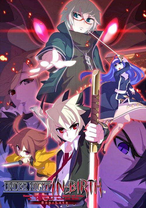 UNDER NIGHT IN-BIRTH Exe:Late - Cover / Packshot