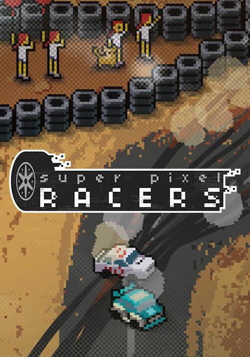 Super Pixel Racers - Cover / Packshot