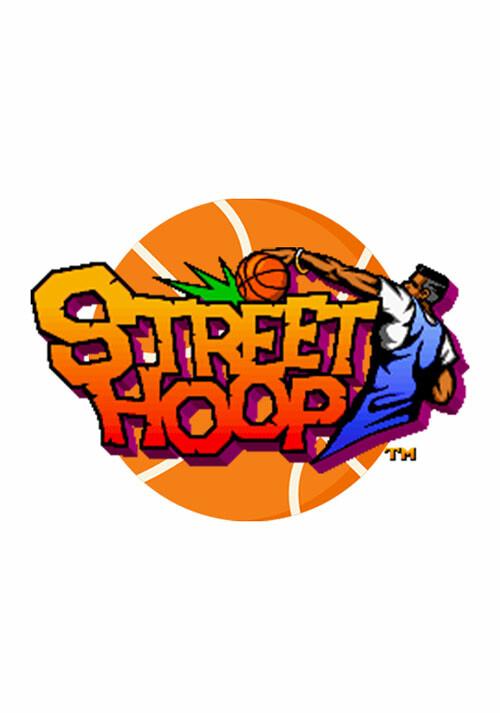 Street Hoop - Cover / Packshot