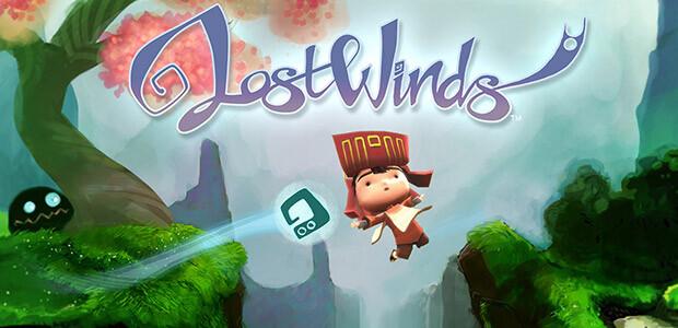 LostWinds - Cover / Packshot