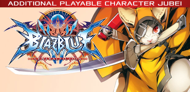 BlazBlue Centralfiction - Additional Playable Character JUBEI - Cover / Packshot