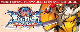 BlazBlue Centralfiction - Additional Playable Character JUBEI