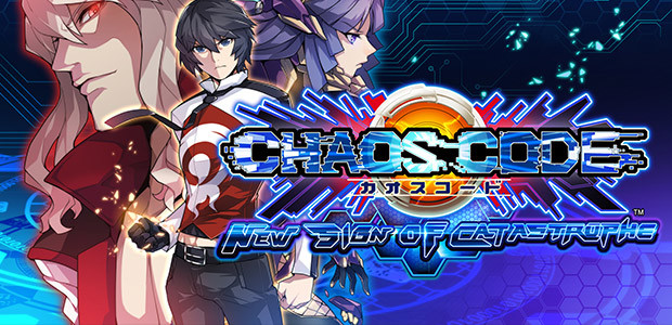 CHAOS CODE -NEW SIGN OF CATASTROPHE- - Cover / Packshot