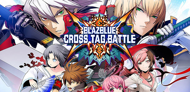 BLAZBLUE CROSS TAG BATTLE Basic Edition - Cover / Packshot
