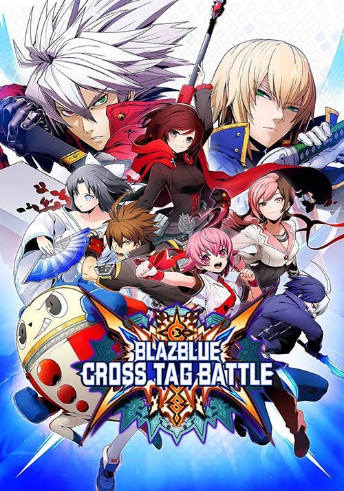 BLAZBLUE CROSS TAG BATTLE Basic Edition - Cover / Packshot