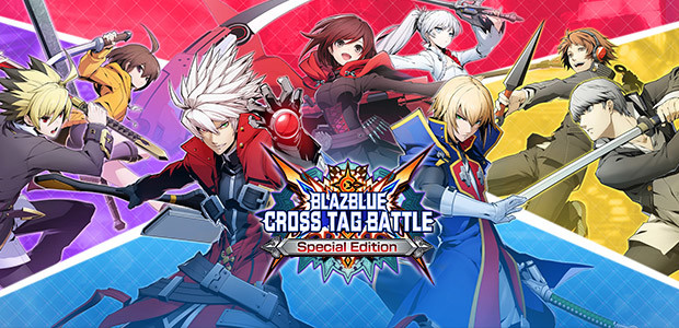 BLAZBLUE CROSS TAG BATTLE Special Edition - Cover / Packshot