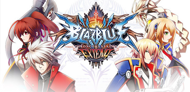 BlazBlue: Chronophantasma Extend - Cover / Packshot