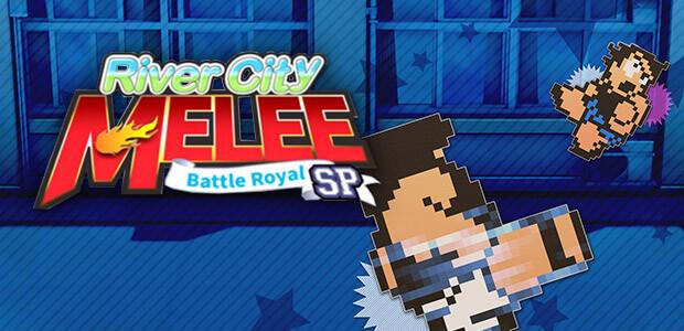 River City Melee : Battle Royal Special - Cover / Packshot